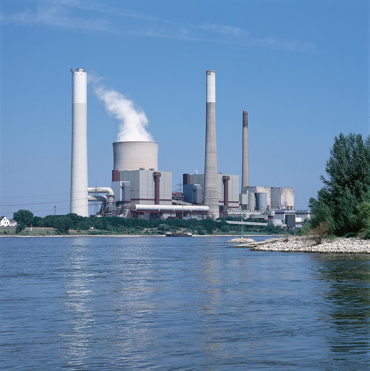 Partner-Dampfkraftwerk für die regenerative Stromerzeugung – Rhein ...